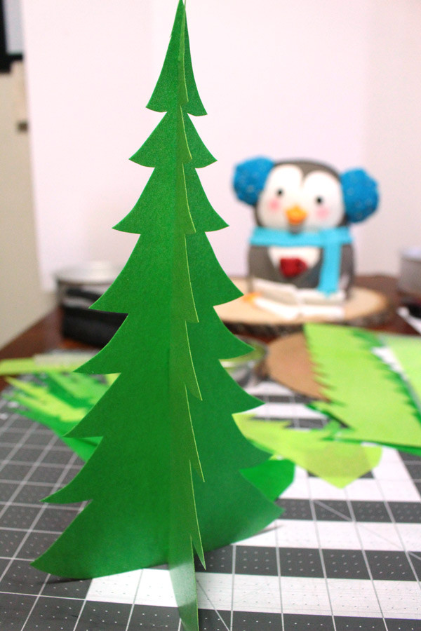 Wafer Paper Tree