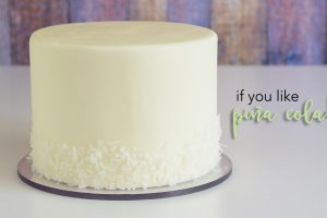 100% Homemade Pina Colada Gourmet Fondant Recipe. This recipe is soft, creamy, rich, and the aroma will take you to a far off tropical island! This is easy and will change what you expect from homemade fondant forever!