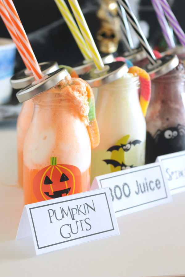 Spooky Halloween Drinks and Other Creepy Things