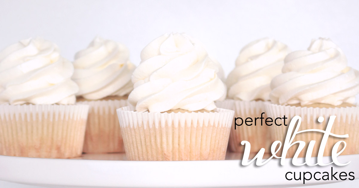 Perfect white wedding cupcakes karas couture cakes junglespirit Image collections