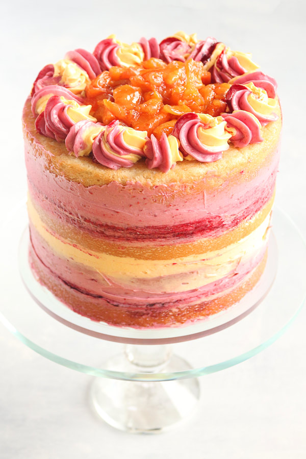 Cake Recipes With Frozen Raspberries